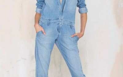 Boilersuits – Hot in more ways than one.