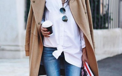 10 Reasons why you NEED a Camel Coat