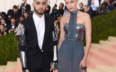 Red Carpet moments at the Met Gala 2016