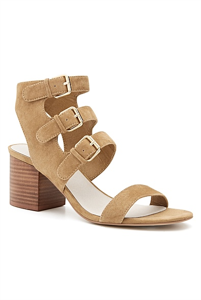 Witchery Trudy Block Heel $149.95